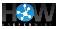 Logo projekta HrOpenWiki